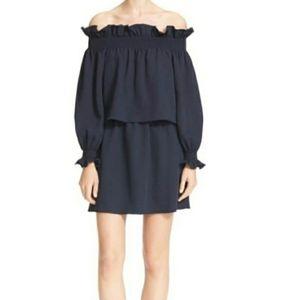 DVF| Diane Von Furstenberg Georgie Mini Dress